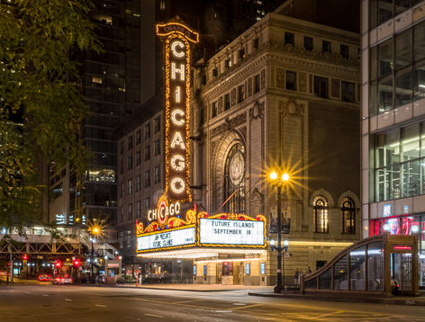 Bob Kovach - Chicago Theater
