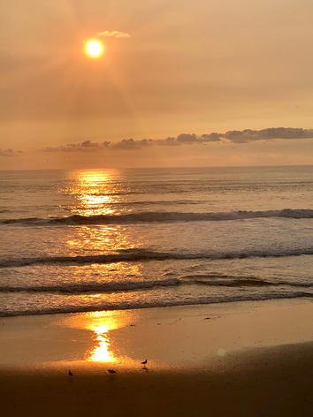 Jim Jones - Corolla Beach Sunrise
