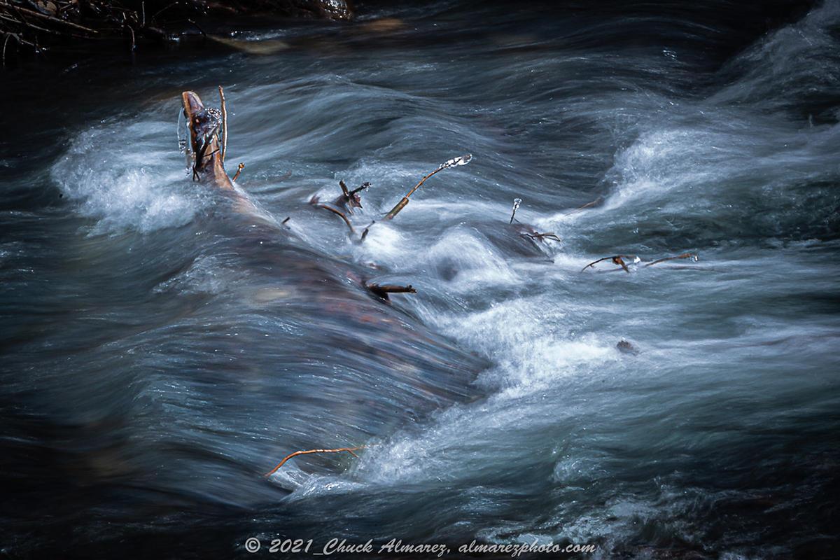 Chuck Almarez - Smith Creek SnowmeltFlow