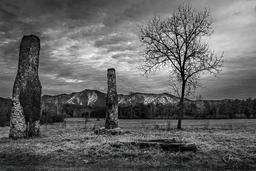 Chuck Almarez - Pioneer Monoliths