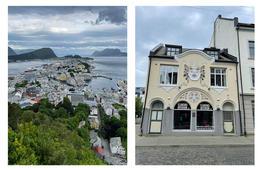 Kate Butchart - Alesund, Norway
