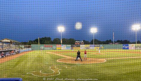 Chuck Almarez - Salem Bucs Field