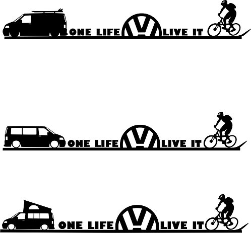 One Life Live It Cycling