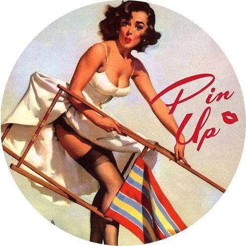 Pin-up Sticker 14