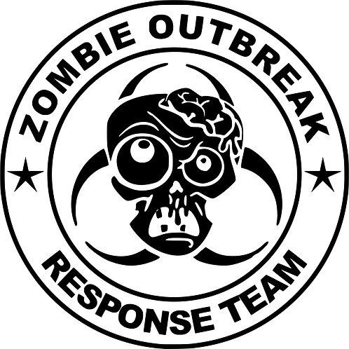ZOMBIE OUTBREAK RESPONSE TEAM 9