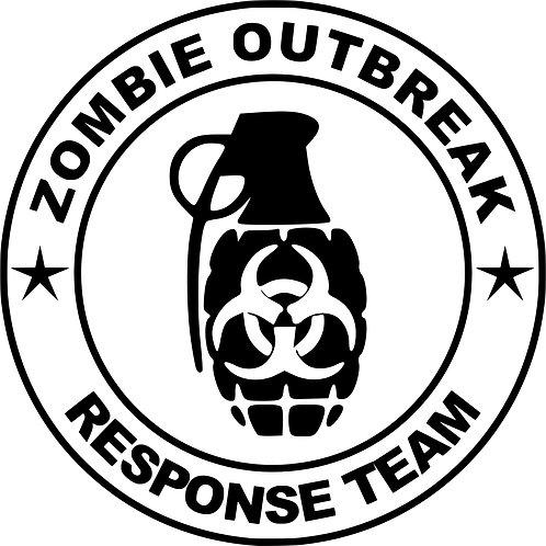 ZOMBIE OUTBREAK RESPONSE TEAM 14