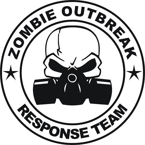 ZOMBIE OUTBREAK RESPONSE TEAM 3