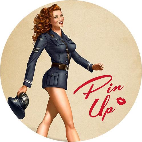 Pin-up Sticker 8