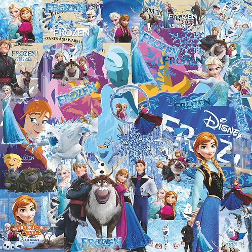Frozen Sticker Bomb