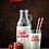 Thumbnail: 4x Santa's Brandy For Santa Christmas Bottle Glass Cup Vinyl Xmas Sticker