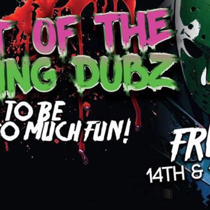 Night of the living dubz, Friday the 13th special
