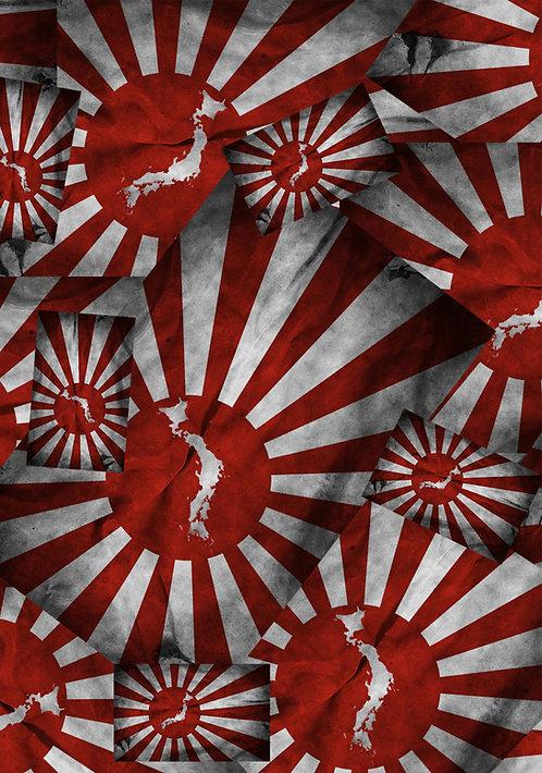 2 x Jdm Japan Sticker Bomb