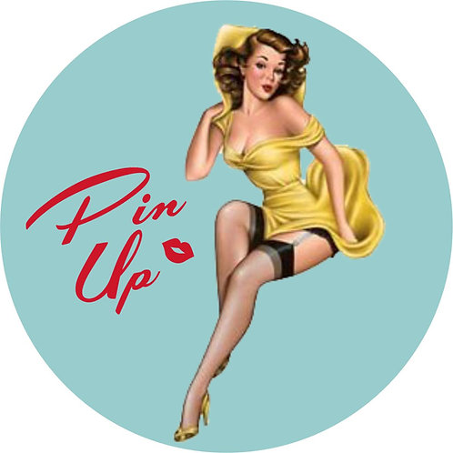 Pin-up Sticker 7