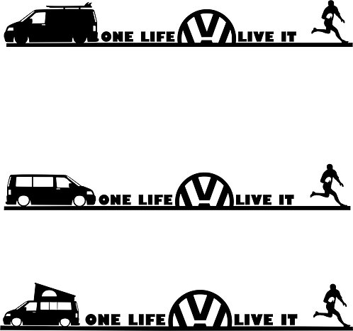 One Life Live It Rugby