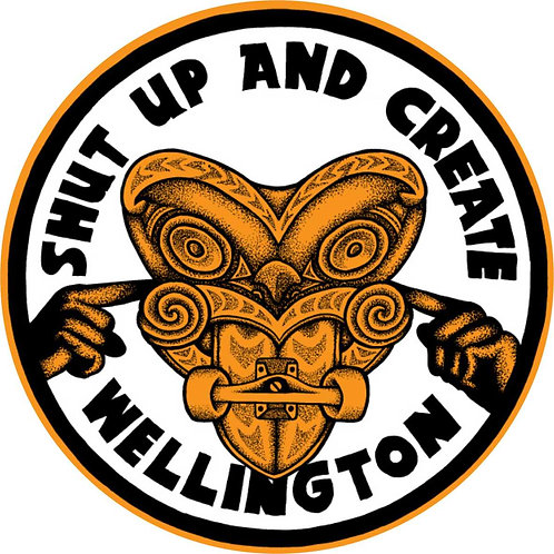 Wellington Shut Up And Create