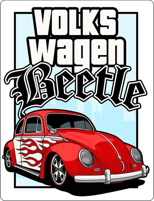 Vw Beetle  Gta