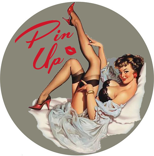 Pin-up Sticker 3