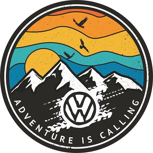 Adventure is Calling Van Life