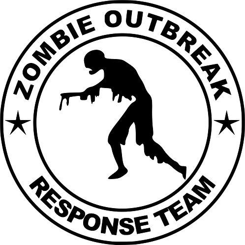 ZOMBIE OUTBREAK RESPONSE TEAM 13