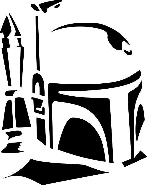 Star Wars - Force Awakens - The Last Jedi - Vader - Joda
