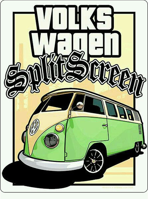 Vw split Gta