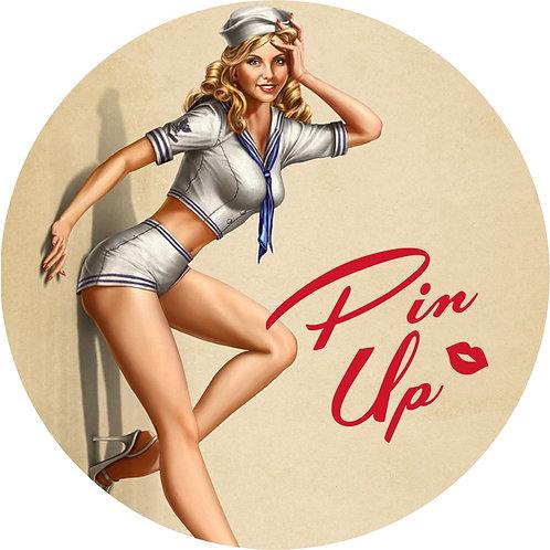 Pin-up Sticker 6