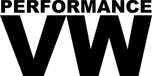 Performance VW Graphic Vinyl Decal