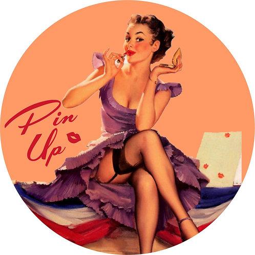Pin-up Sticker 5