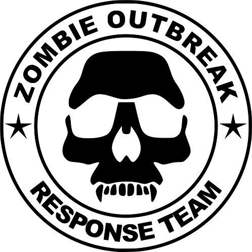 ZOMBIE OUTBREAK RESPONSE TEAM 16
