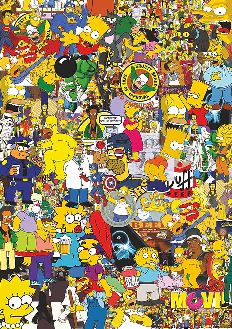 2 x Simpsons