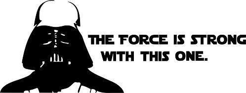 Star Wars - Force Awakens - The Last Jedi - Vader - Joda- Stormtrooper