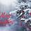 Thumbnail: 6x Merry Christmas Vinyl Decal Sticker Christmas Glass Party Bauble Milk Wine
