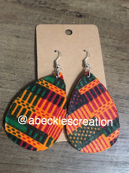 Earrings for the Culture!