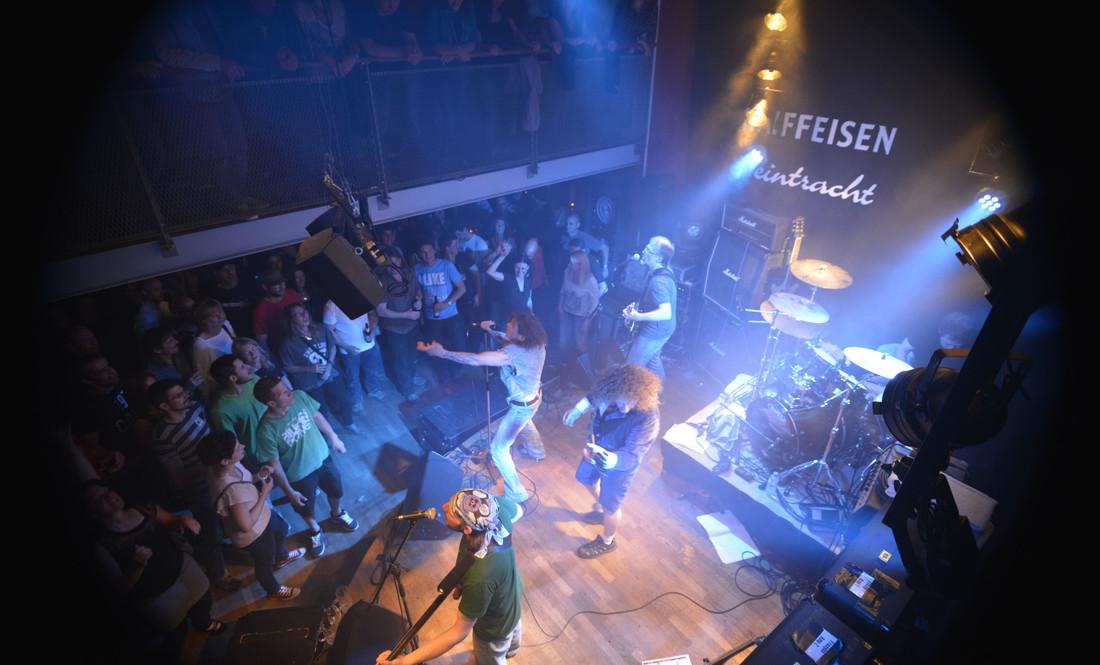 Konzertimpression Eintracht Kirchberg