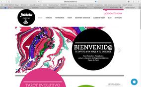 Sito Web, Fabiola Cuevas