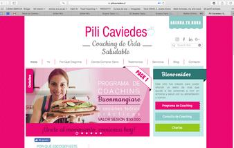 Pili Caviedes
