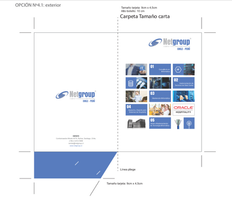Cartella Aziendale, Netgroup