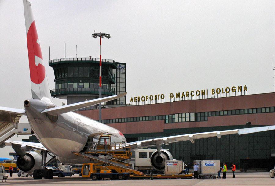 [ Aeroporto G. Marconi di Bologna ]