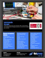 Brochure Servizi, Netgroup