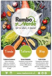 Poster promozionale, Rumbo Verde