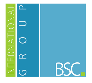 Restyling di loogo, BSC International Group