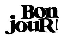 Restyling di logo, BonJour