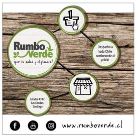 Post Facebook, Rumbo Verde