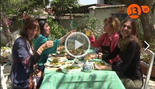 Registrazione programma televisivo, Huerto Hada Verde