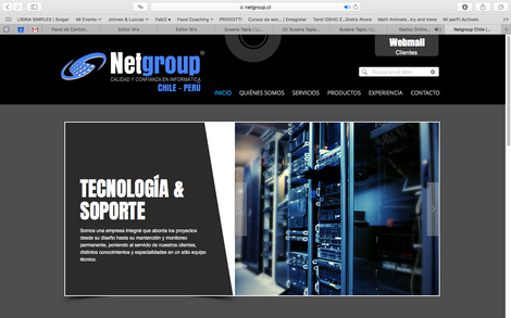 Sviluppo Sito Web, Netgroup
