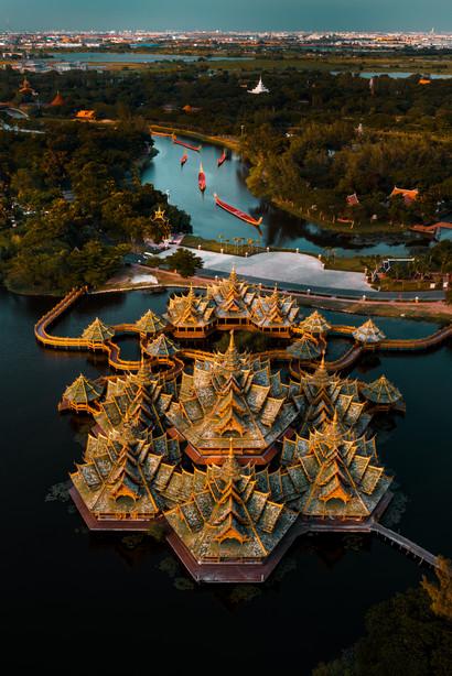 Ancient City, Bangkok, Thailand