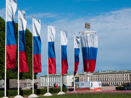 Le e-visa et les environs de Saint-Pétersbourg