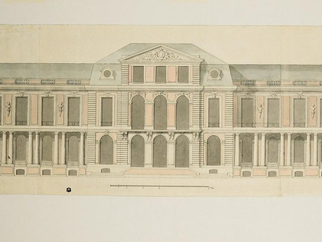 Jean-Baptiste Le Blond, un architecte français à Saint-Pétersbourg