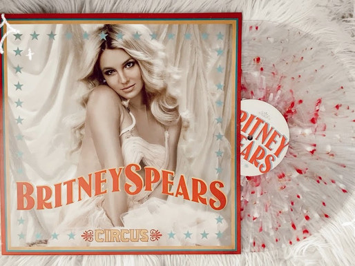 ALBUM THROWBACK: BRITNEY SPEARS   CIRCUS (DELUXE EDITION)