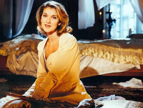 ALBUM THROWBACK: CELINE DION   FALLING INTO YOU (1996)